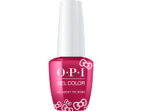 OPI -  Гель-лак GELCOLOR HELLO KITTY HPL04 All About The Bows (15 мл)