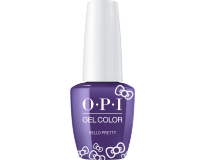 OPI -  Гель-лак GELCOLOR HELLO KITTY HPL07 Hello Pretty (15 мл)