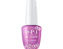 OPI -  Гель-лак GELCOLOR HELLO KITTY HPL03 Let's Celebrate! (15 мл)